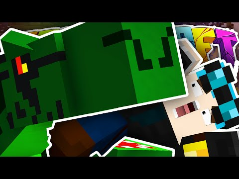 Minecraft | SUPER CRAZY BATTLE DUNGEON?! | Crazy Craft 3.0 #14