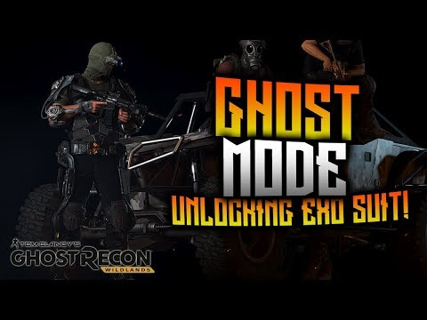 Ghost Recon Wildlands - Ghost Mode! Unlocking Exo Suit (El Sueno Takedown)