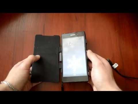 Чехол с аккумулятором на 3500 мАч для Sony Xperia Z2 - обзор Power Case