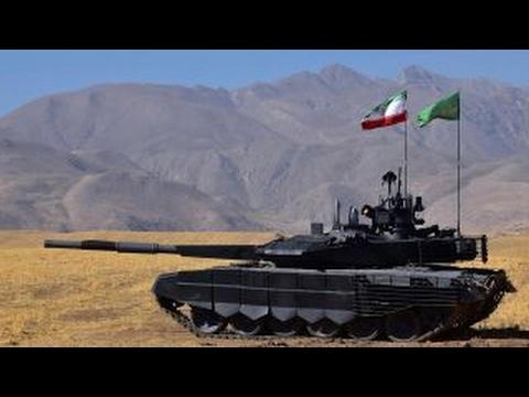 Eric Shawn Reports: Iran's new battle tank threat