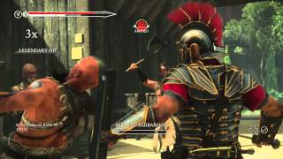 Ryse Son of Rome SOLO Multiplayer on Revolution