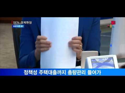 [서울경제TV] 보금자리론 연말까지 사실상 중단한다