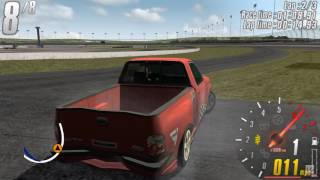 Race Driver 2006 PSP Gameplay HD