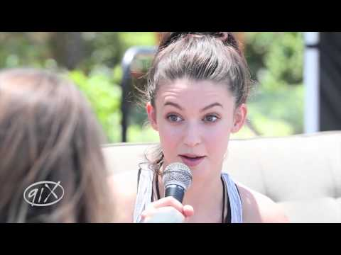 Meg Myers Interview at X-fest in San Diego