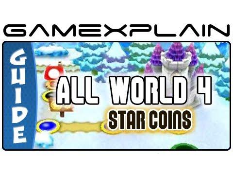 world 2 4 star coins