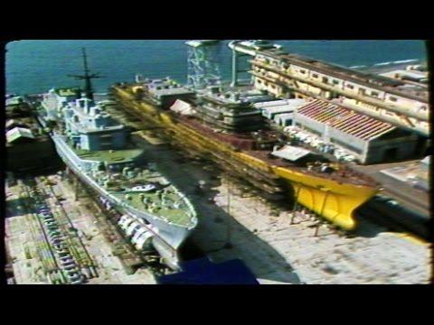 Cantiere navale di Riva Trigoso/Astillero Riva Trigoso (versión española)