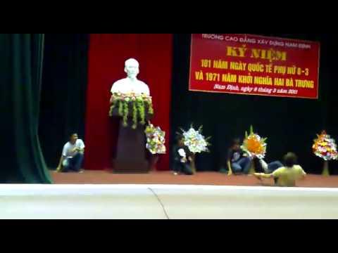 CDXD Nam Dinh Crew Showcase 2011.