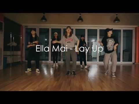 Ella Mai  ㅣLay Up  l Cheshir l Choreography l UrbanPlayHufs
