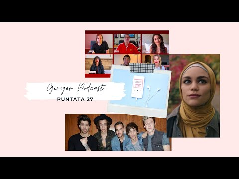 Ginger Podcast - SKAM Italia 4, reunion di One Direction ed High School Musical e Summertime