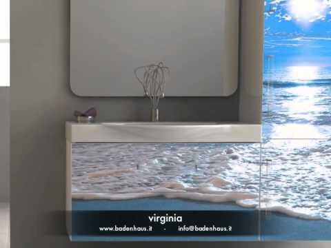 Arredo bagno di design baden haus s.p.a collezione 2012 youtube