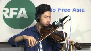 I am not the only one Violin cover by AnGelz