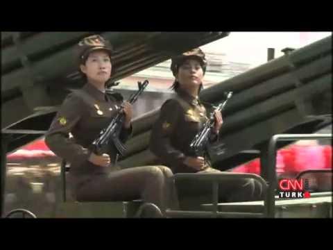 Kuzey Kore'den, ateşkesin 60. yılında dev gösteri