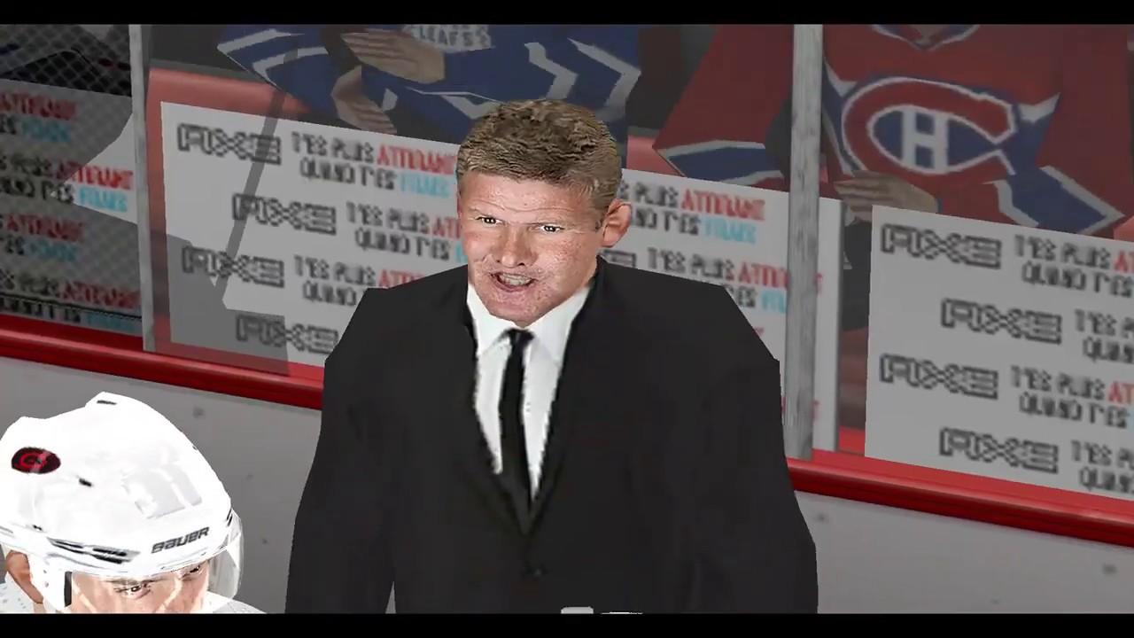 NHL2004 Rebuilt 2020 Dynasty - Carolina Hurricanes CPU vs CPU Montreal Canadiens - Game 21