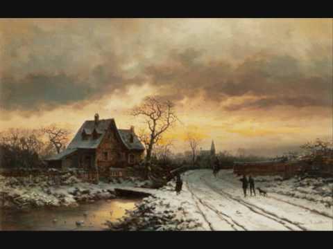 """Schubert - Winterreise - """"Gute Nacht"""", Hans Hotter, Gerald"""