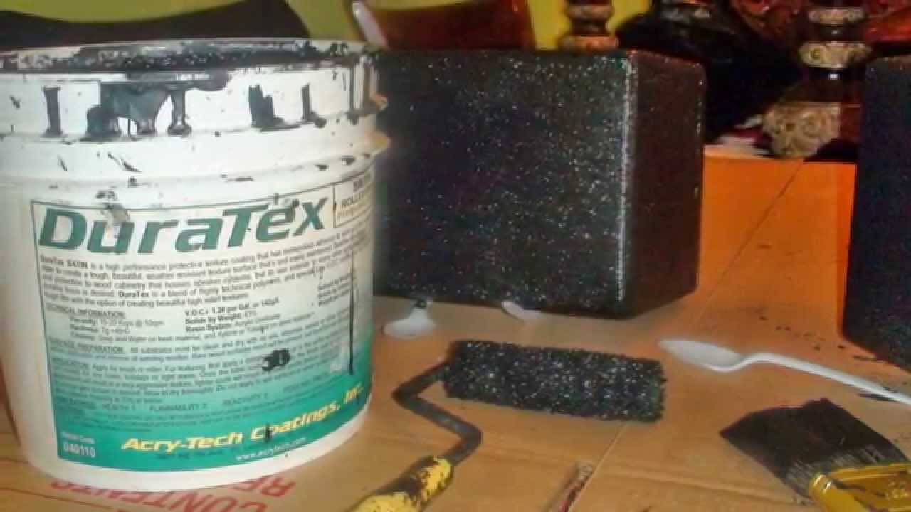 Duratex Speakers Special Paint Youtube