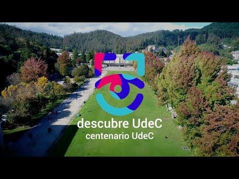#UdeC100Años: ¡Descarga la app Descubre #UdeC!