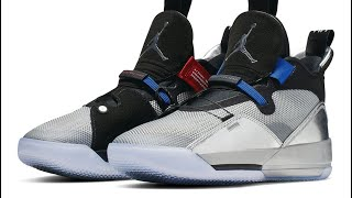 """Air Jordan 33 """"All-Star"""" Set To Release On January 24th"""