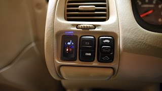 How to install heated seats in your car for $80 (Honda Accord 1998-2002 J Series DIY) Part 1
