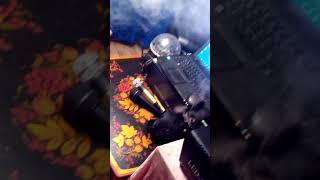 Обзор дым машины-LED 500.Это маленькая,но бомбическая вещь! Overview of the smoke machine-LED 500.