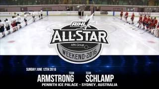 AIHL 2016 - Week 8: AIHL All-Star Weekend