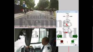EXCLUSIVE: Brakes fail on London Routemaster bus