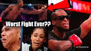 MMA Community Reacts to worst fight ever - Michael page vs Paul daley post fight Highlights recap