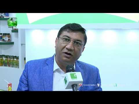 Shrikant Sharma, Director - Parliament Sanjeevani Organic In Organic World Congress 2017 On Green TV