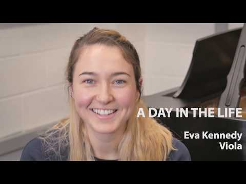 A Day in the Life - Eva Kennedy