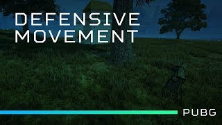 Defensive Movement in PUBG | wtfmoses | Training Room by Predator