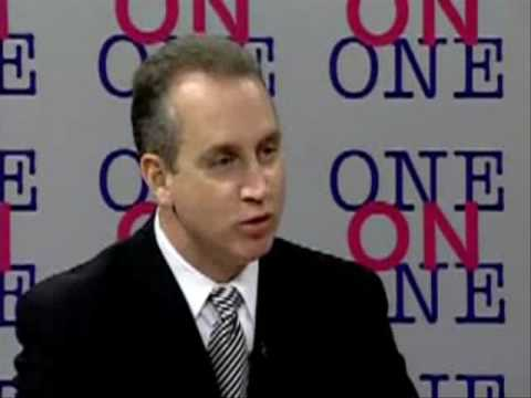 The Full UNEDITED Mario Diaz-Balart/Jeff Lytle Interview (Part 1 of 3)