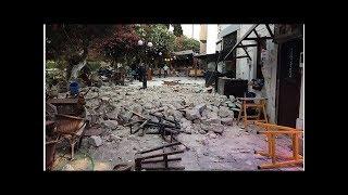 Erdbeben in der Türkei : Viele Verletzte durch Beben im Südosten der Türkei
