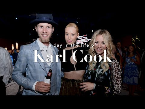 A day in the life of Karl Cook presented by Horsealot