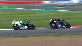 2018 Bennetts British Superbike Championship, Round 9, Silverstone, Race 3