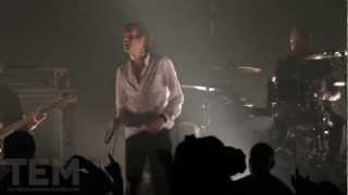 Refused - New Noise (live @ groezrock 2012)