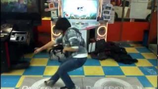 [Dance Evolution Arcade] Afronova Primeval (Extreme)
