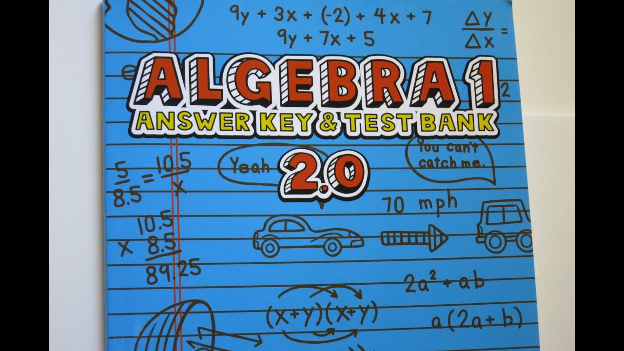 Ch 9 P Rt 1 Te Ch G Textbooks Lgebr 1 V2 0 Ch Pter Test