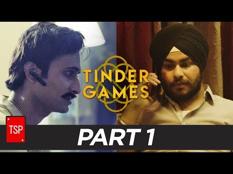 "Sacred Games Spoof | Tinder Games Part 1 - ""Brahmacharya"" 