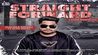Straight Forward Gagna Sidhu Free MP3 Song Download 320 Kbps