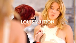 Getting Ready with Léa Seydoux | Oscars Red Carpet | LOUIS VUITTON