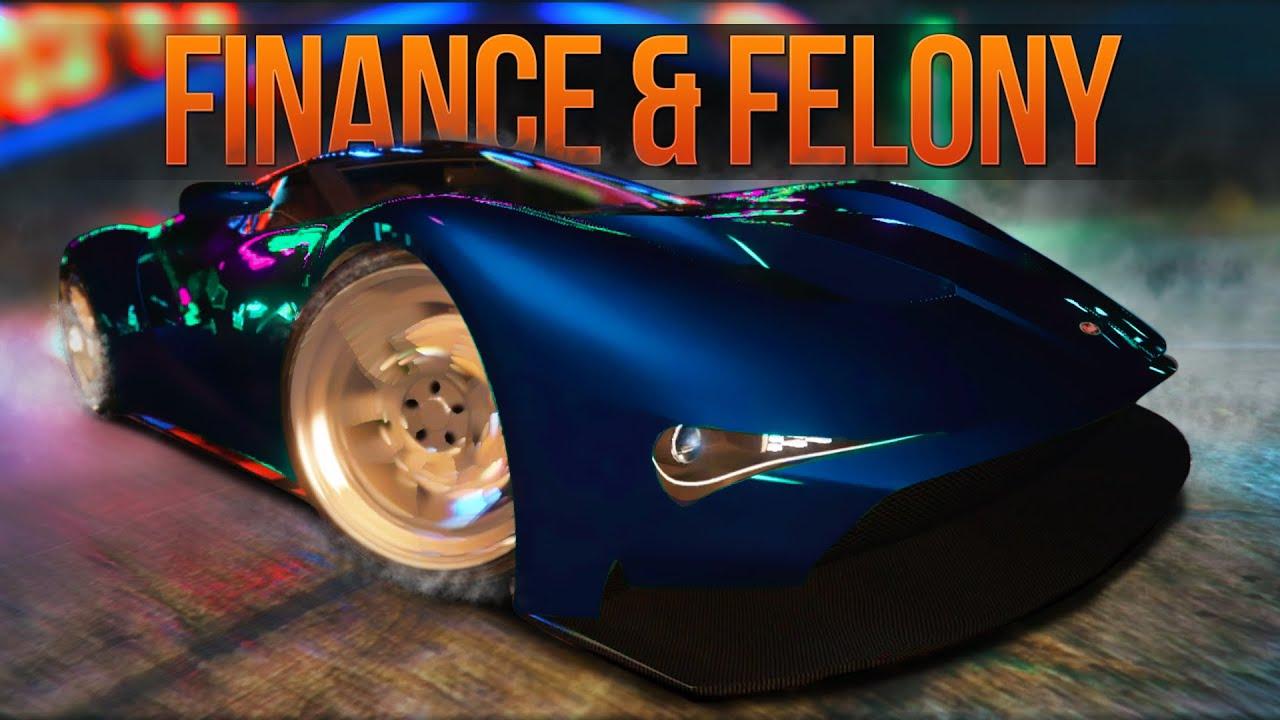 Gta New Finance Felony Dlc Trailer Breakdown New Supercars