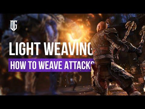 How to Light Attack Weave in the Elder Scrolls Online |
