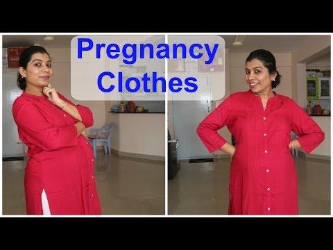 Kurtis for Pregnancy women - 동영상