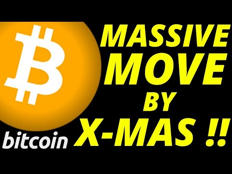 🔥 BITCOIN - MASSIVE MOVE BY CHRISTMAS / BEFORE!!!🔥bitcoin Price, Prediction, Analysis, News, Trading