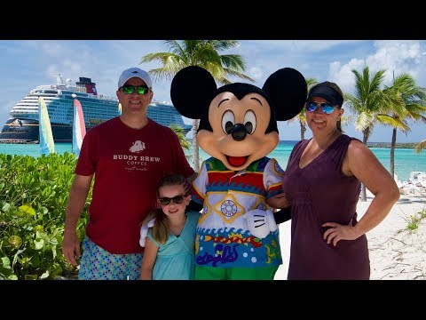 Disney Fantasy Southern Caribbean Cruise