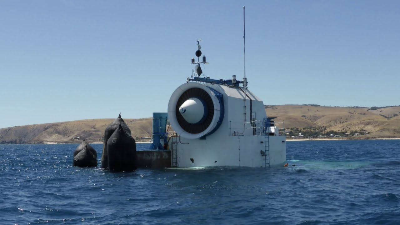 Carrickalinga Australia  City new picture : Safety alert: wave energy generator at Carrickalinga YouTube