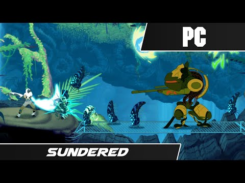 SUNDERED : ELDRITCH EDITION (2017) // First 15 Minutes // PC Gameplay |