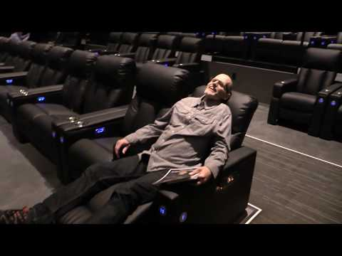 A sneak peek at the new movie theatre in Saskatoon with Cam Fuller
