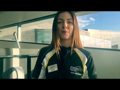 OUR FIRST VLOG | KIRKCALDY LEISURE CENTRE GYM TOUR