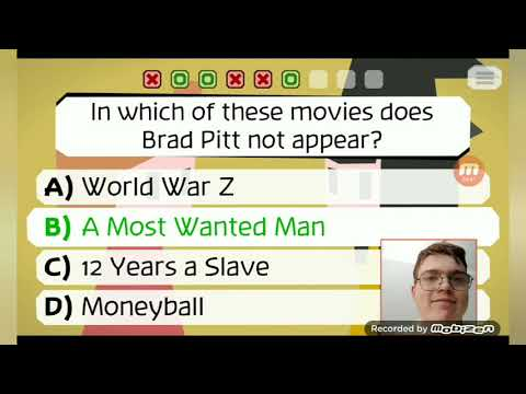 This video is controlled by trivia (Majotori)  