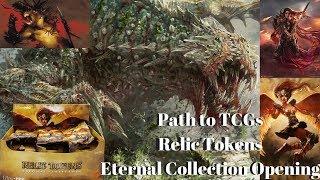 MTG Relic Token Eternal Collection Opening!